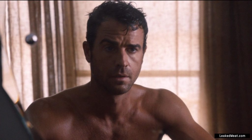 Justin Theroux sexy